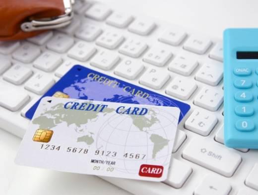 クレジットカードの決済が可能になりました