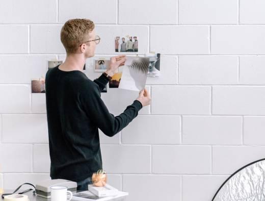 画鋲はアリ?ナシ?賃貸でも諦めない壁の有効活用術をご紹介します!