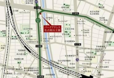 パークアクシス名古屋山王橋 701号室 (名古屋市中川区 / 賃貸マンション)