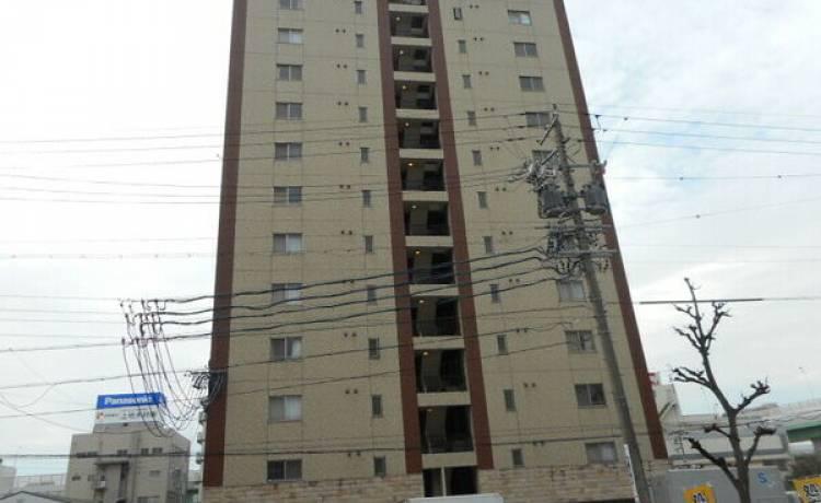 リバーフロントレジデンス 1302号室 (名古屋市中区 / 賃貸マンション)