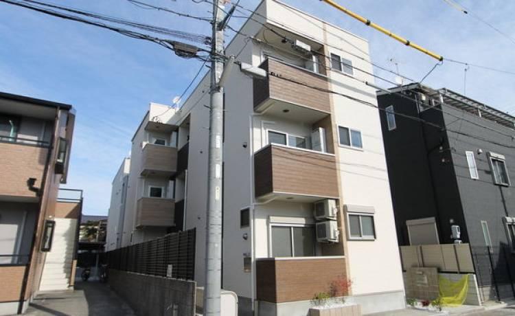La strada 302号室 (名古屋市中村区 / 賃貸アパート)