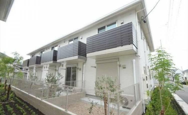 フォレストメゾン徳重G棟 105号室 (名古屋市緑区 / 賃貸テラスハウス)