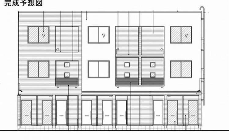 プラシード A 303号室 (名古屋市天白区 / 賃貸アパート)
