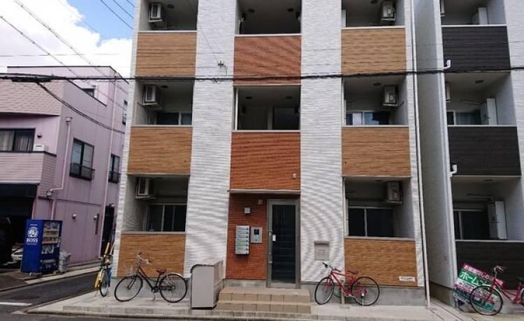 メゾン アヴェニール 201号室 (名古屋市北区 / 賃貸アパート)