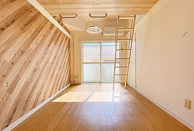 ハイツ上社 203号室 (名古屋市名東区 / 賃貸アパート)
