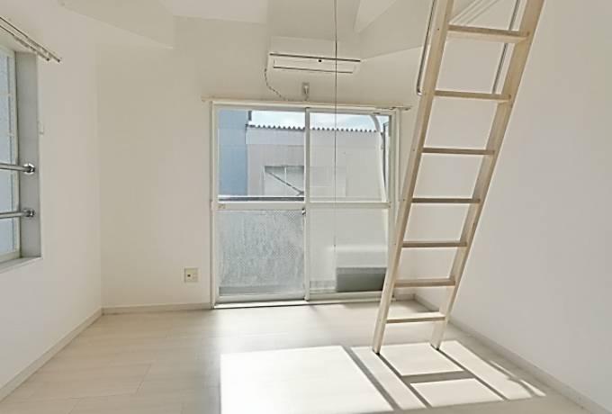 ホワイトハイツ花塚 201号室 (名古屋市中川区 / 賃貸アパート)