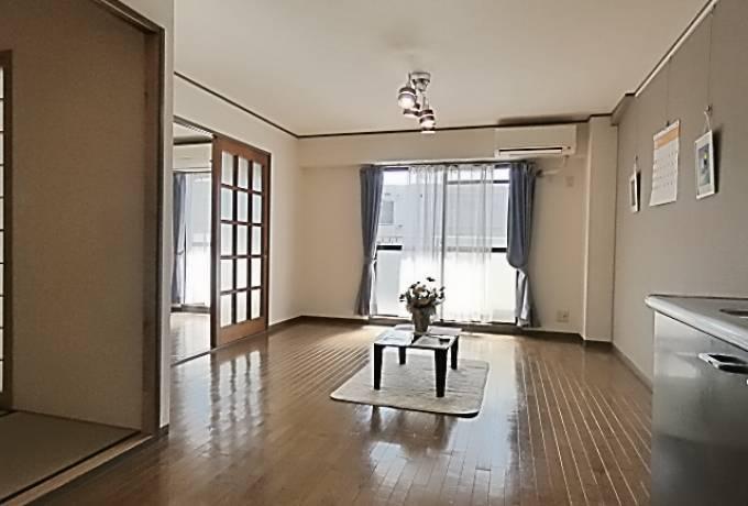 エステートEX白鳥マンション 4B号室 (名古屋市熱田区 / 賃貸マンション)