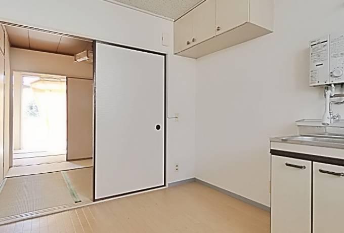二村ハイツ 203号室 (名古屋市中村区 / 賃貸アパート)
