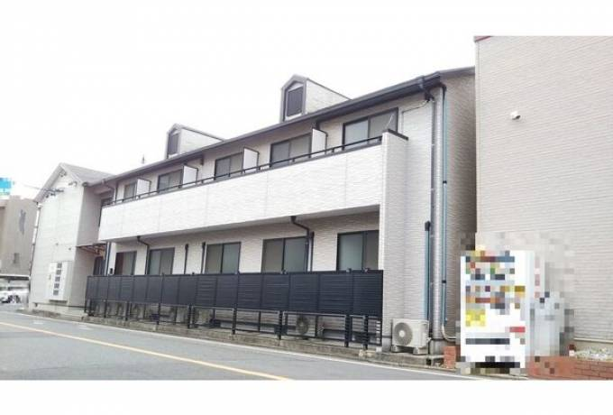 メゾン尾頭橋 2B号室 (名古屋市中川区 / 賃貸アパート)