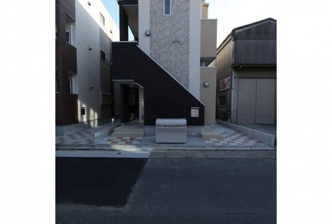 BiBan'z I 203号室 (名古屋市中村区 / 賃貸アパート)