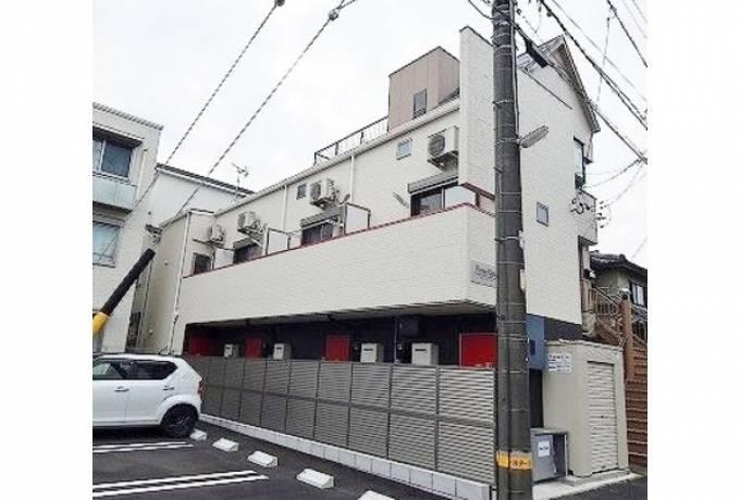 Pirex Court(ピレックスコート) D号室 (名古屋市港区 / 賃貸アパート)