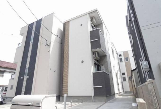 ハーモニーテラス鳴海IV 203号室 (名古屋市緑区 / 賃貸アパート)