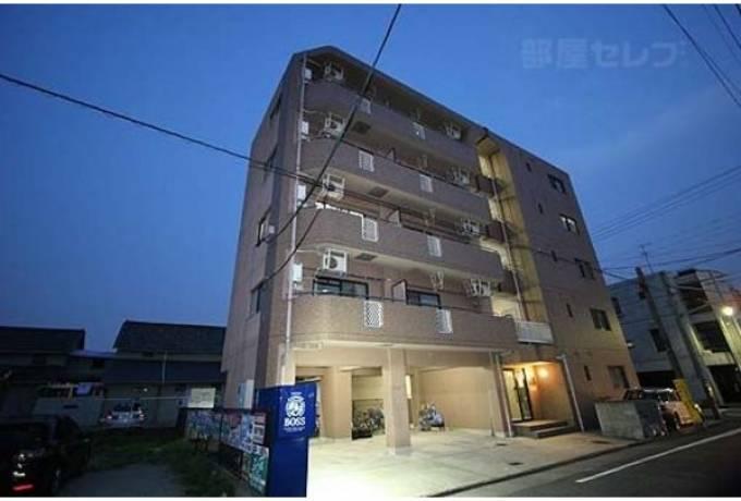 アメニティ岩戸 501号室 (名古屋市南区 / 賃貸マンション)