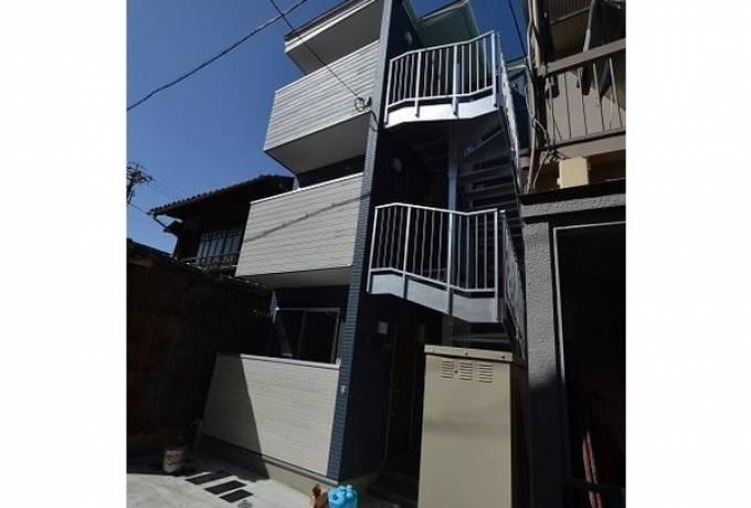 N house 1階号室 (名古屋市北区 / 賃貸アパート)