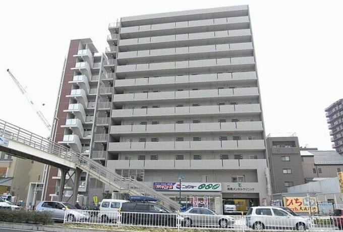 大曽根朝日マンション 705号室 (名古屋市北区 / 賃貸マンション)