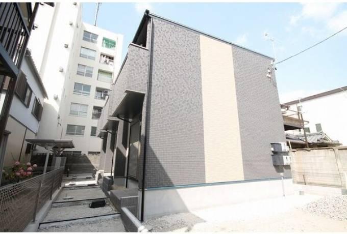 Chateau Gold 102号室 (名古屋市北区 / 賃貸テラスハウス)