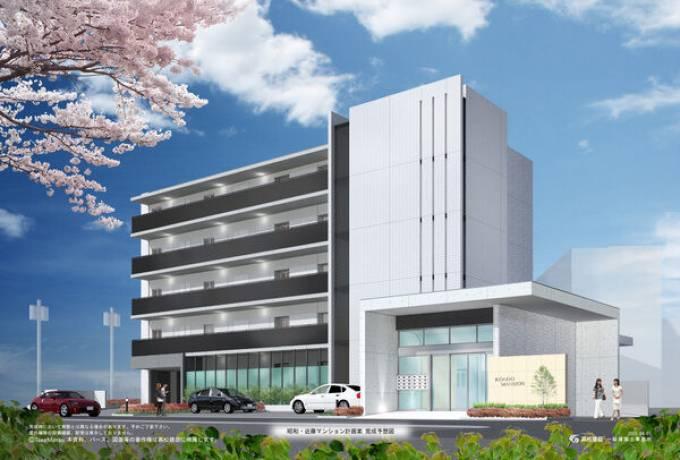 グランレコルト 103号室 (名古屋市昭和区 / 賃貸マンション)