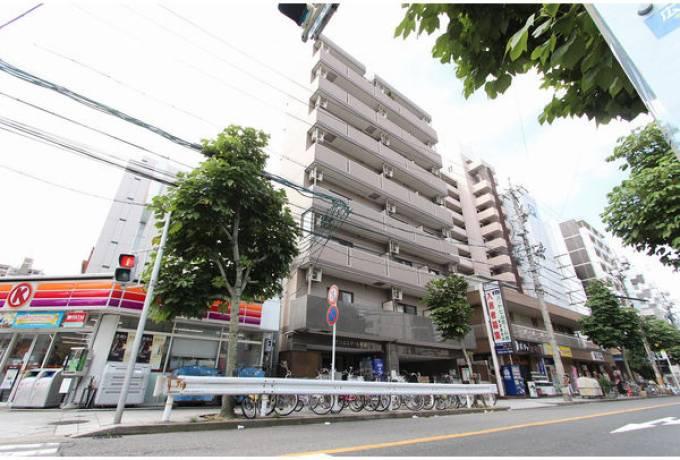 タウンエステート新栄 802号室 (名古屋市中区 / 賃貸マンション)