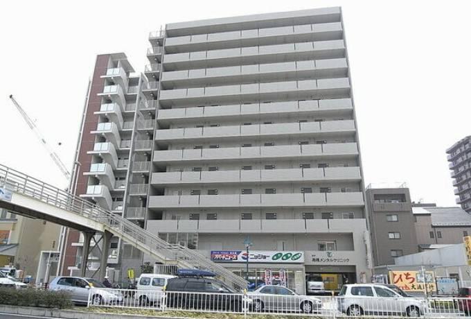 大曽根朝日マンション 307号室 (名古屋市北区 / 賃貸マンション)