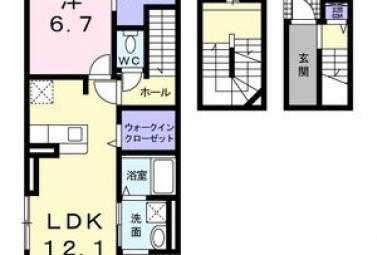M.PAX(エム.パークス) 302号室 (名古屋市南区 / 賃貸アパート)