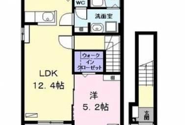 カーサ・イリーデ I 201号室 (名古屋市中川区 / 賃貸アパート)