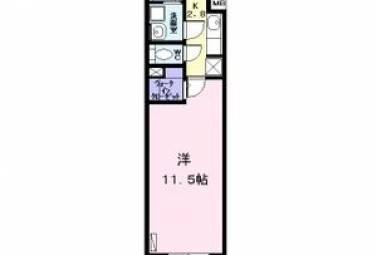 アモーレ篠原橋 203号室 (名古屋市中川区 / 賃貸アパート)