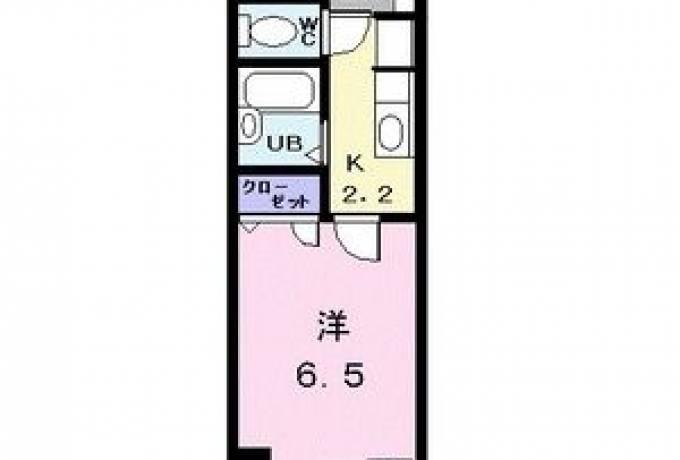 プラティークあらこ 607号室 (名古屋市中川区 / 賃貸マンション)