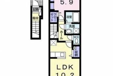 コーラル ウエスト 202号室 (名古屋市南区 / 賃貸アパート)