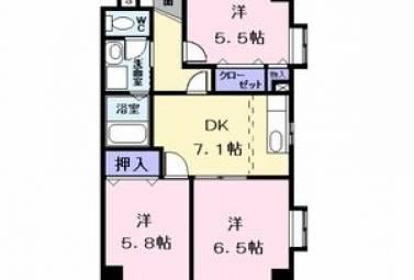 ネクステージ・あらこ 801号室 (名古屋市中川区 / 賃貸マンション)