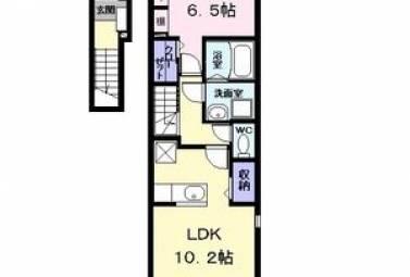 ソレイユ泉 A 201号室 (名古屋市中村区 / 賃貸アパート)