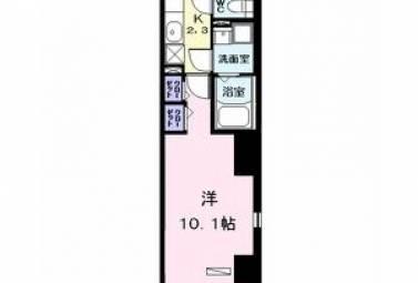 BRIO 名南 401号室 (名古屋市中村区 / 賃貸マンション)