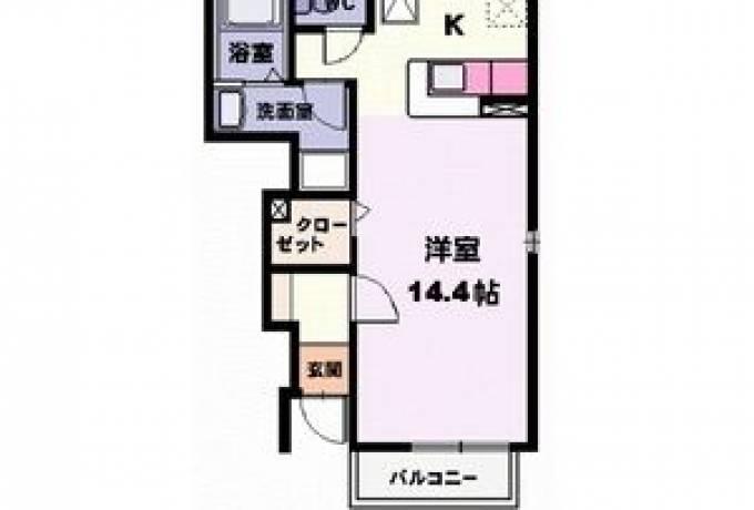 カーサ草平 103号室 (名古屋市中川区 / 賃貸アパート)