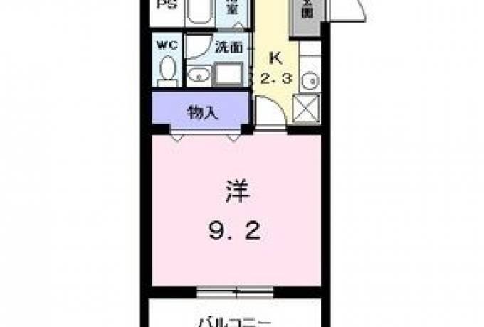 ブルーメンベート・タミー 303号室 (名古屋市中川区 / 賃貸マンション)