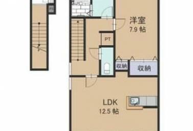 サンガーデンひかりIII C202号室号室 (名古屋市中川区 / 賃貸アパート)