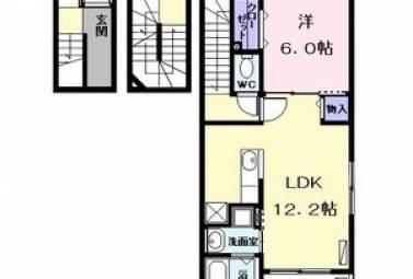 ソル アランテ 301号室 (名古屋市中川区 / 賃貸アパート)