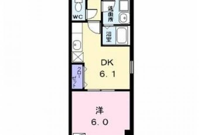 サンリット中郷 401号室 (名古屋市中川区 / 賃貸マンション)