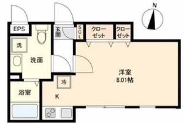 Branche桜山Chambre 0402号室 (名古屋市瑞穂区 / 賃貸マンション)