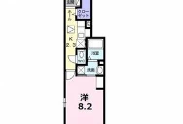 サン・シンシア 103号室 (名古屋市北区 / 賃貸アパート)
