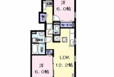 カトレア 101号室 (名古屋市港区 / 賃貸アパート)