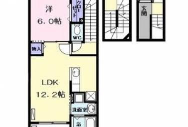 ソル アランテ 302号室 (名古屋市中川区 / 賃貸アパート)