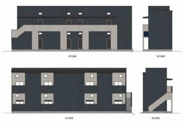 TATERU Apartment 東山町IIC棟 205号室 (名古屋市守山区 / 賃貸アパート)