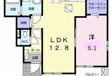 プラシード 102号室 (名古屋市守山区 / 賃貸アパート)