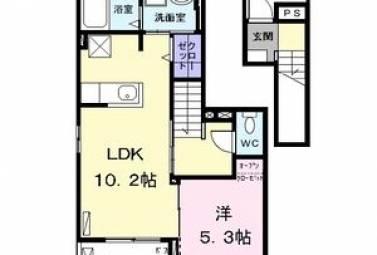 アルバ A 205号室 (名古屋市中川区 / 賃貸アパート)