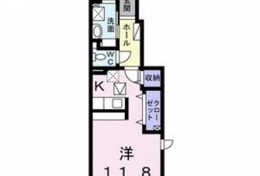 コンウィステリア 101号室 (大府市 / 賃貸アパート)