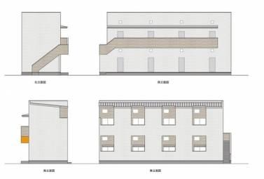 シンフォニア城北(シンフォニアジョウホク) 202号室 (名古屋市西区 / 賃貸アパート)