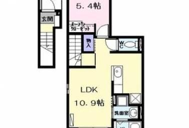 freshly(フレッシュリー 206号室 (名古屋市中村区 / 賃貸アパート)