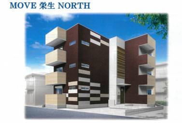 MOVE栄生NORTH 101号室 (名古屋市西区 / 賃貸アパート)