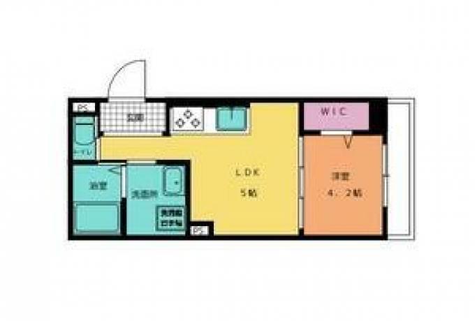 ラシーネ自由ヶ丘 301号室号室 (名古屋市千種区 / 賃貸アパート)