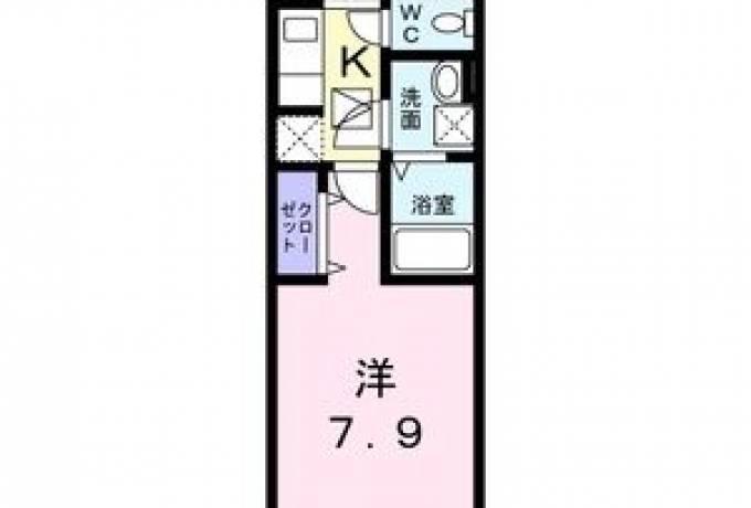 アムール ヤマト 102号室 (名古屋市緑区 / 賃貸アパート)