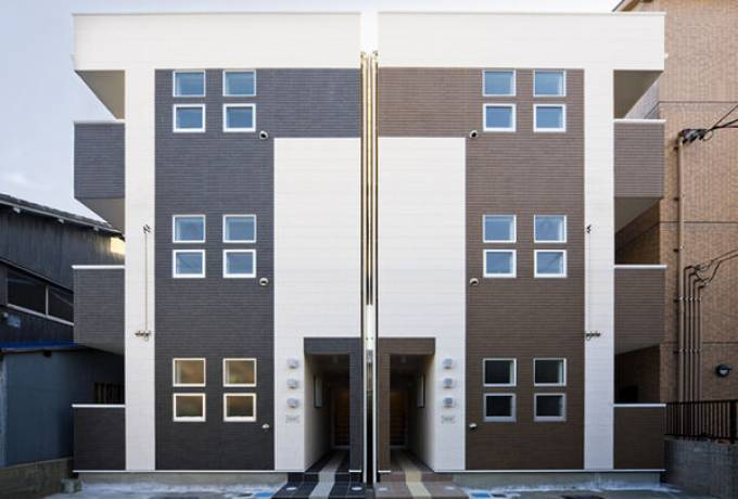 リンデンバウムJ5 B棟 302号室 (名古屋市中区 / 賃貸アパート)